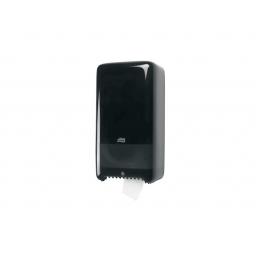 Tork диспенсер для туалетной бумаги авто шифт на 2 рул., Черный Т6