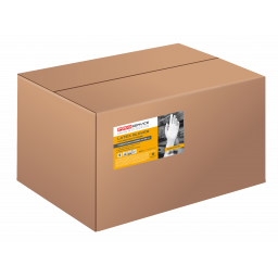 Перчатки PRO service Industrial желтые, М (30 пар)