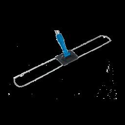 Держатель для мопа для сухой уборки синий, 60 см