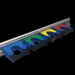 Тримач для інструментів настінний на 4 кліпси