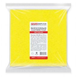 PRO Салфетки для уборки вискозные 30х35см 5 шт/уп OPTIMUM