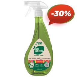 GO GREEN Засіб миючий для кухонь «Грейпфрут» 0,5 л від Фрекен БОК