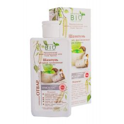 Бессульфатный шампунь для волос Pharma Bio Laboratory Дегтярный традиционный против перхоти, 200 мл