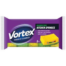 Vortex Губка кухонна 5 шт
