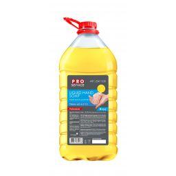 """Рідке мило PRO service гліцеринове """"Лимон"""", 5л"""