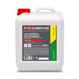 Засіб-концентрат для миття поверхонь та посуду PRO service Universal Detergent, 20л