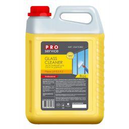 """Средство для мытья стекол PRO service """"Лимон"""" с нашатырным спиртом, 5л"""