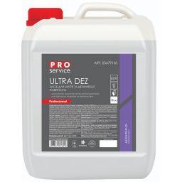 Универсальное средство PRO service Ultra Dez для мытья и дезинфекции поверхностей, 5 л
