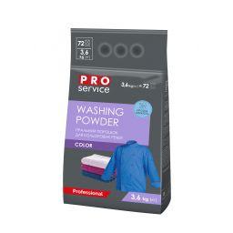 Порошок стиральный автомат PRO service Color, 3,6 кг