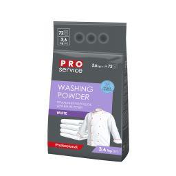 Порошок пральний автомат PRO service White, 3,6 кг