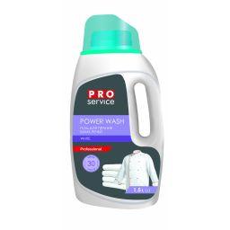 Гель для прання PRO service White, 1,5л