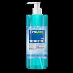 """Антисептичний косметичний засіб """"EcoMax"""" універсальний, 1л"""