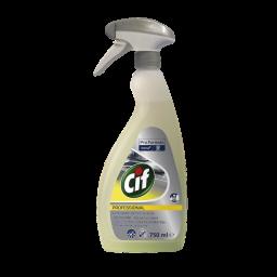Засіб Cif Professional для чищеня жиру та пригару на кухні, 0,75л