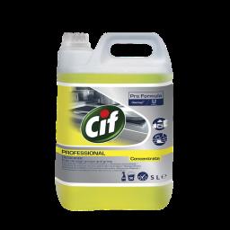 Средство Cif Professional для чистки жира и пригара на кухне, 5л