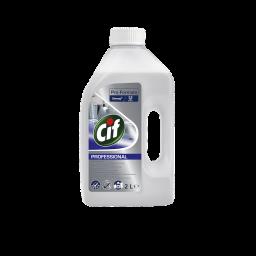Cif Prof Засіб для видалення вапняних відкладень на кухні (концентрат) 2л (6шт/ящ)
