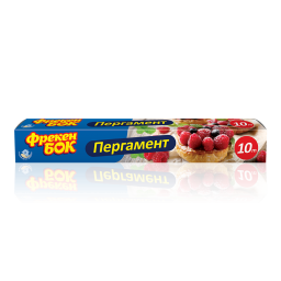 Фрекен БОК Пергамент для випікання і упаковки 10 м