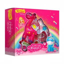 """""""Принцеса"""" подарунковий набір дитячої декоративної косметики """"Казковий жираф"""""""