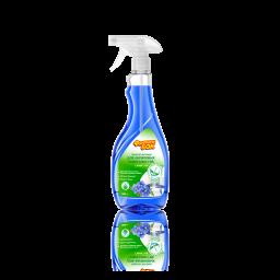 Засіб для чищення акрилових ванн і душевих кабін Синій льон ТМ Фрекен БОК, 500 мл