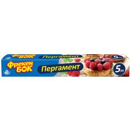 Фрекен БОК Пергамент для выпечки и упаковки 5 м