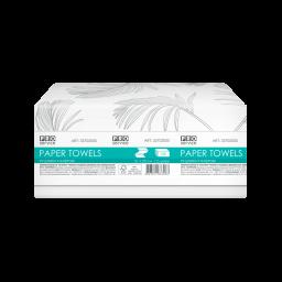PRO service Premium Рушник паперовий V-скл. 2-шаровий, 160 шт, білий
