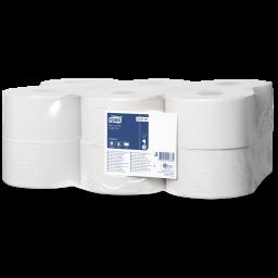 Туалетная бумага Tork Universal мини-рулон 1 слой, 200м, 1 рулон (Т2)