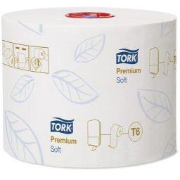 Tork Premium Папір туалетний авто шифт 2-х шар. 90 м Т6