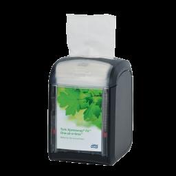 Tork Xpressnap® Fit Диспенсер для  серветок, чорний N14 (1 шт/ящ)