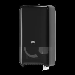 Tork диспенсер для туалетного паперу авто шифт на 2 рул., чорний Т6