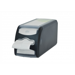 Диспенер Tork для серветок на лінію роздачі, чорний (N14)