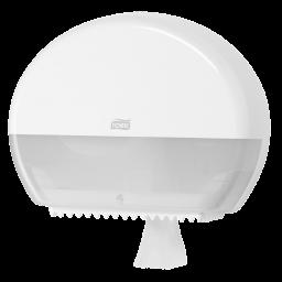 Tork диспенсер для туалетного паперу міні-рулон на 2 рул., білий Т2 (1 шт/ящ)