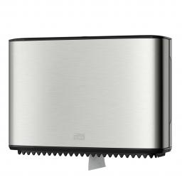 Диспенсер Tork для туалетного паперу в міні-рулонах, алюміній (Т2)