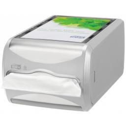 Диспенер Tork для барних серветок до 550 шт, сірий (N4)