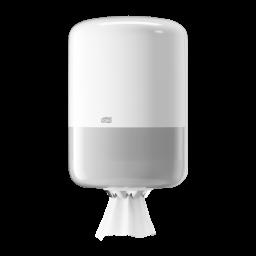 Диспенсер Tork Elevation для матеріалів з центральним витягом максі, білий (M2)