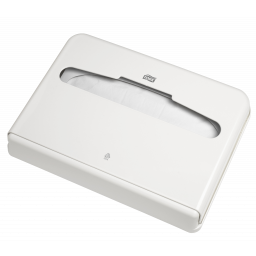 Диспенсер Tork для накладок на унітаз, білий (V1)