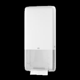 Диспенсер Tork PeakServe для рушників з безперервною подачею, білий (Н5)