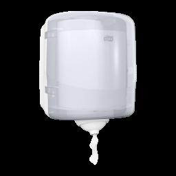 Диспенсер Tork Reflex для матеріалів з центральним витягом, білий (M4)
