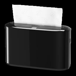 Диспенсер Tork Xpress для полотенец настольный Multifold, черный (Н2)