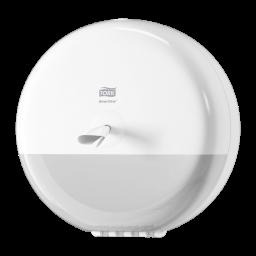 Диспенсер Tork SmartOne для туалетного паперу в рулонах, білий (Т8)