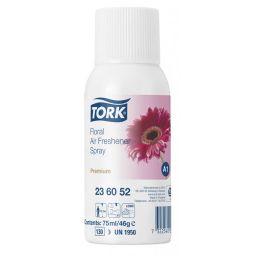Аерозольный освежитель воздуха Tork с цветочным ароматом, 75мл (А1)