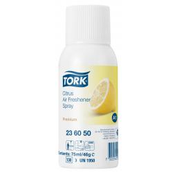Аерозольный освежитель воздуха Tork с цитрусовым ароматом, 75мл (А1)