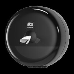 Диспенсер Tork SmartOne для туалетной бумаги в мини-рулонах, черный (Т9)