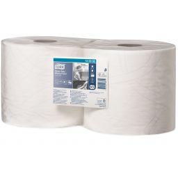 Папір для протирання Tork Premium підвищеної міцності, 170 м 1 рулон (W1/W2)