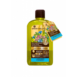 "Green Collection Расслабляющей гель-уход для душа и ванны ""Луговые травы"""