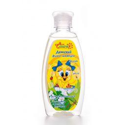 Дитячий фіто-шампунь Ясне Сонечко для чутливої шкіри, 250 мл