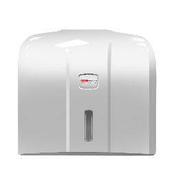 PRO service Mini Пластиковий диспенсер паперових рушників V-складання білий 1шт
