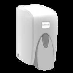 Дозатор рідкого мила-піни PRO service білий, 0,5л (F5)
