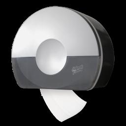 Selpak Pro Touch Тримач для туалетного паперу джамбо сірий 1шт