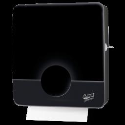 Selpak Pro Touch Пластиковий тримач паперових рушників чорний 1шт