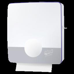 Диспенсер Selpak Professional серії Touch для рушників в аркушах Z-складання