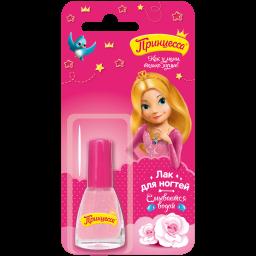 """""""Принцеса"""" Лак дитячий для нігтів """"Світло-рожевий"""", 6 мл (12шт/ящ)"""